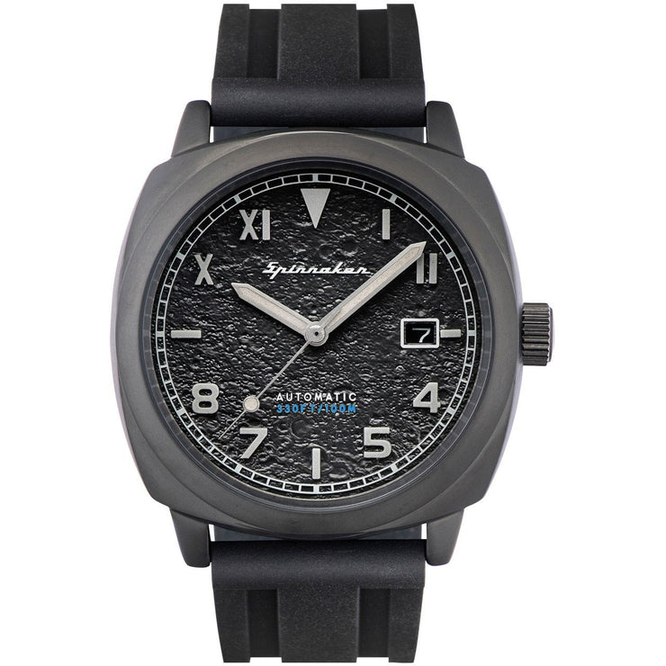 Spinnaker Hull California Tactical Automatic Black