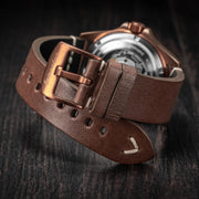 Spinnaker Tesei Automatic Cedar Brown