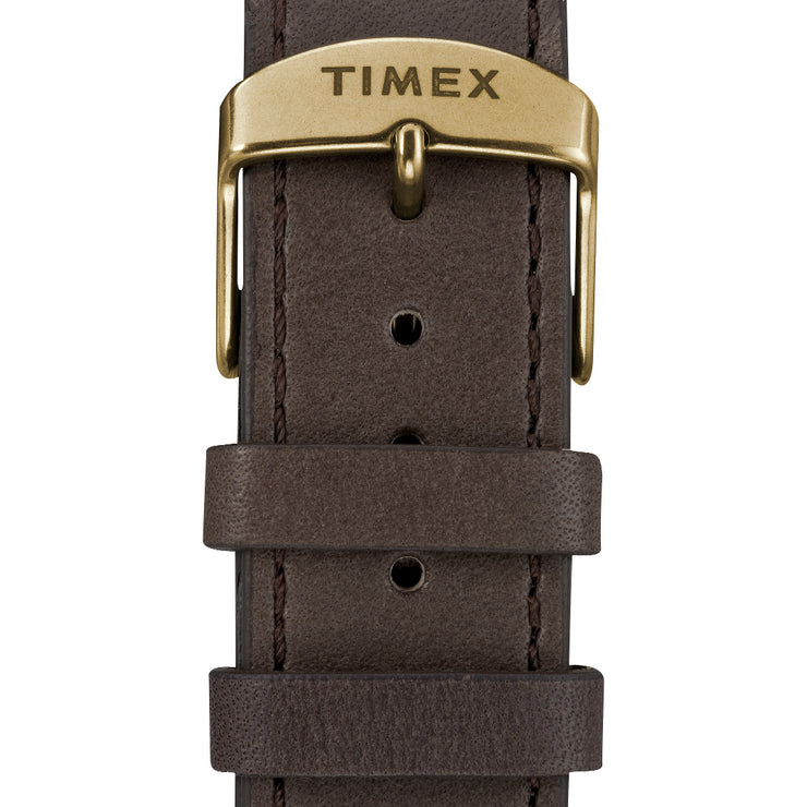 Timex Welton 38mm Bronze Brown