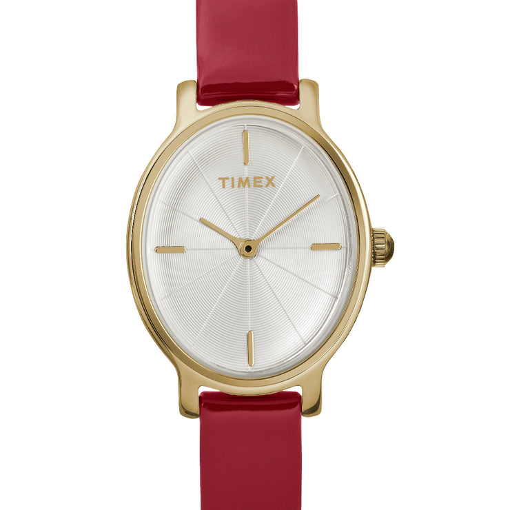 Timex Milano Oval 24mm Gold
