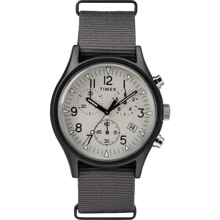 Timex MK1 Aluminum Chrono 40mm Gray