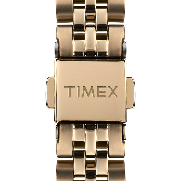 Timex Model 23 33mm Black Gold