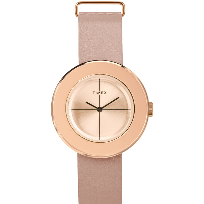 Timex Variety Complete 34mm Rose Gold Blush