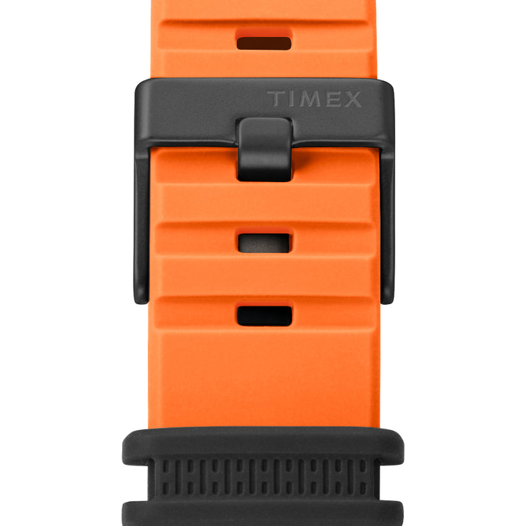 Timex Boost Digital Orange Black