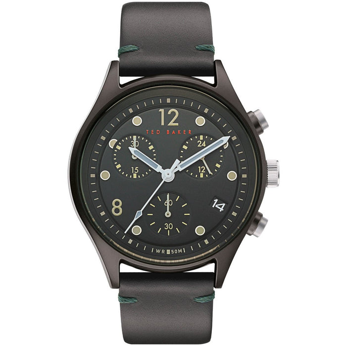 Ted Baker Beleeni Chronograph Black angled shot picture