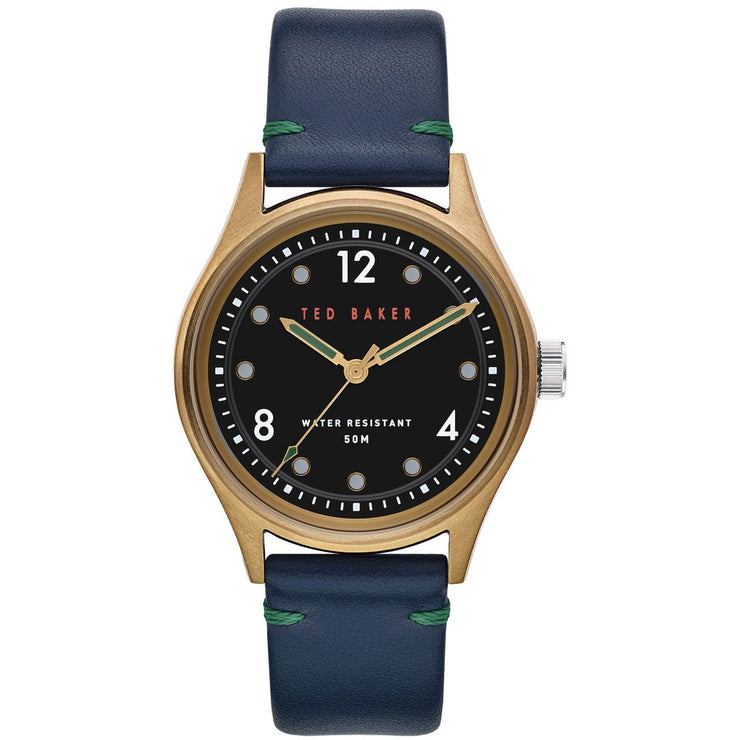 Ted Baker Beleeni Gold Black Blue