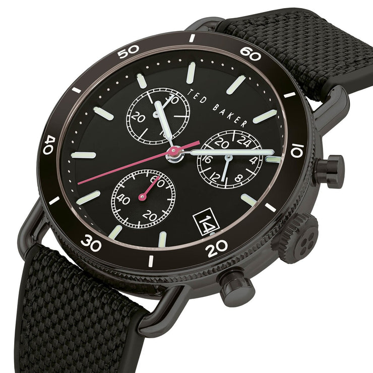 Ted Baker Margarit Chronograph All Black