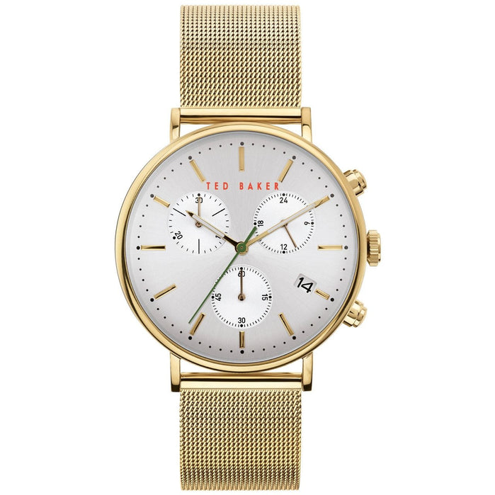 Ted Baker Mimosaa Chronograph Gold SS angled shot picture