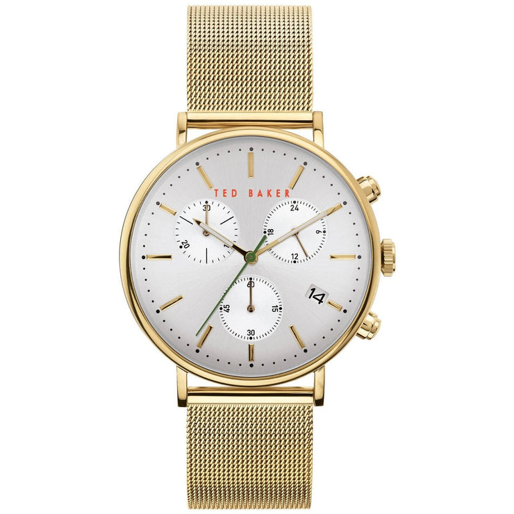 Ted Baker Mimosaa Chronograph Gold SS