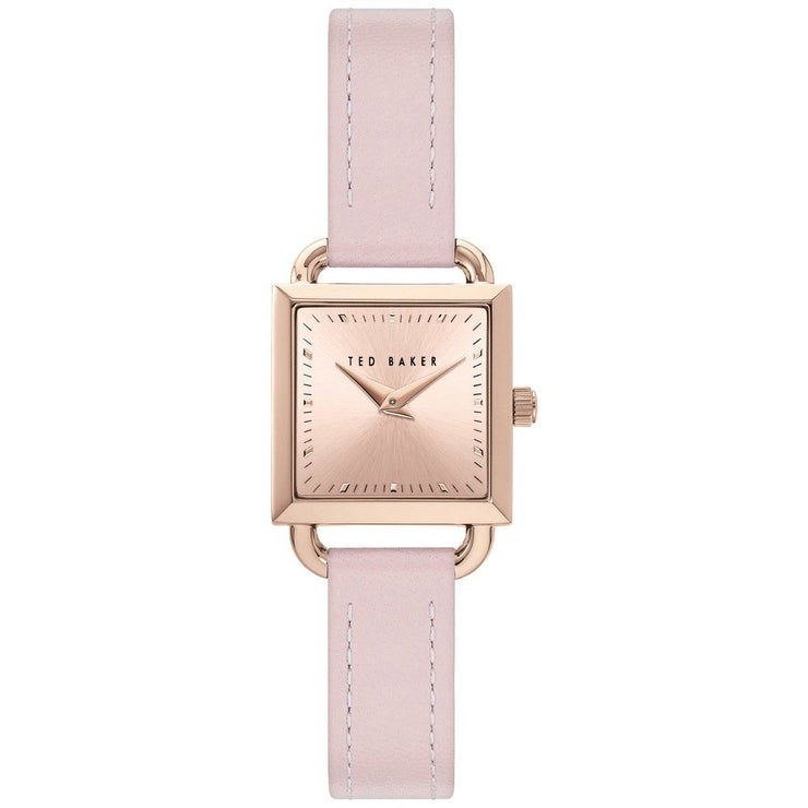 Ted Baker Taliah Square Rose Pink