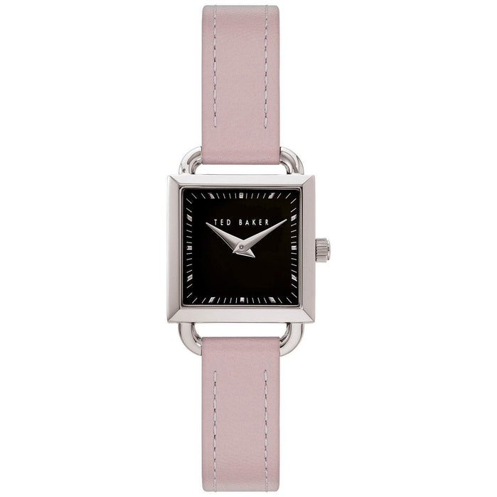Ted Baker Taliah Square Black Pink angled shot picture
