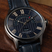 Thomas Earnshaw Cornwall Retrograde Navy