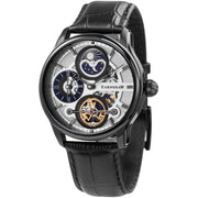Thomas Earnshaw Longitude Hemisphere Automatic Black
