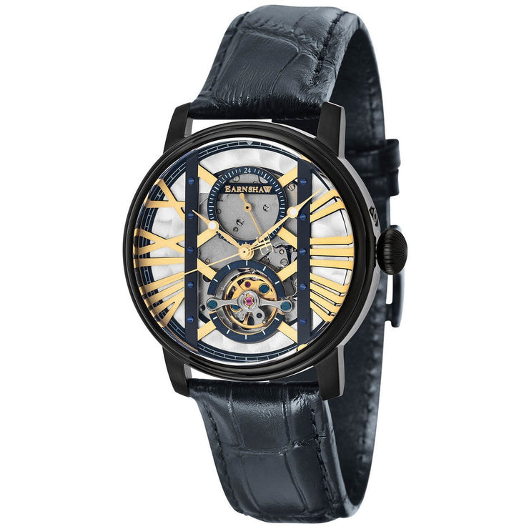 Thomas Earnshaw Westminster Automatic Black Gold