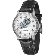 Thomas Earnshaw Westminster Hand Wind Silver Black