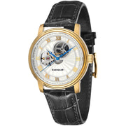 Thomas Earnshaw Westminster Hand Wind Gold Black