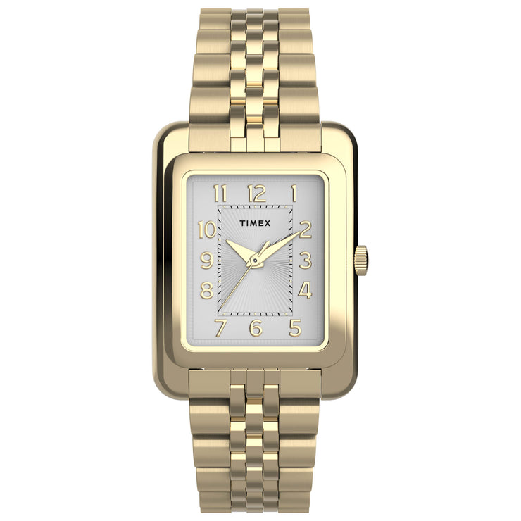 Timex Addison 25mm Gold SS