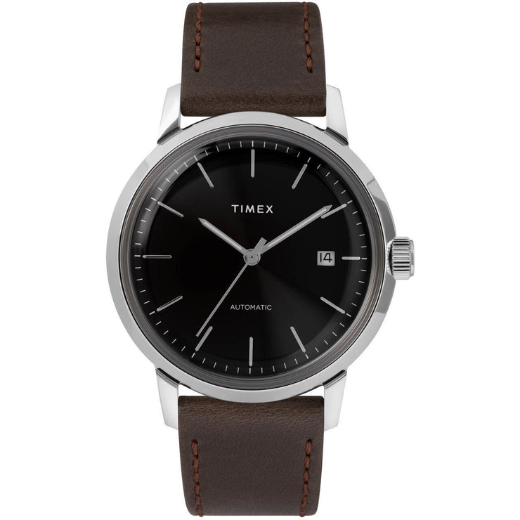 Timex Marlin 40mm Automatic Brown Black