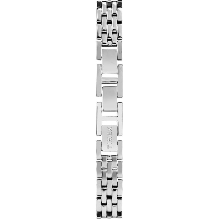 Timex Milano Oval 24MM Silver SS