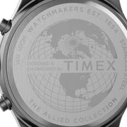 Timex Allied LT Chronograph 42mm Silver Olive