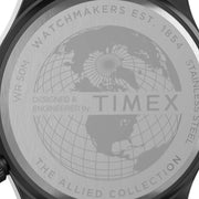 Timex Allied LT 40mm Gunmetal Blue
