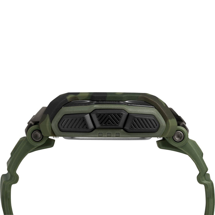 Timex Command Shock Digital Green Camo angled shot picture