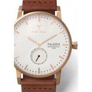 Triwa Rose Falken Rose Gold/Brown Classic