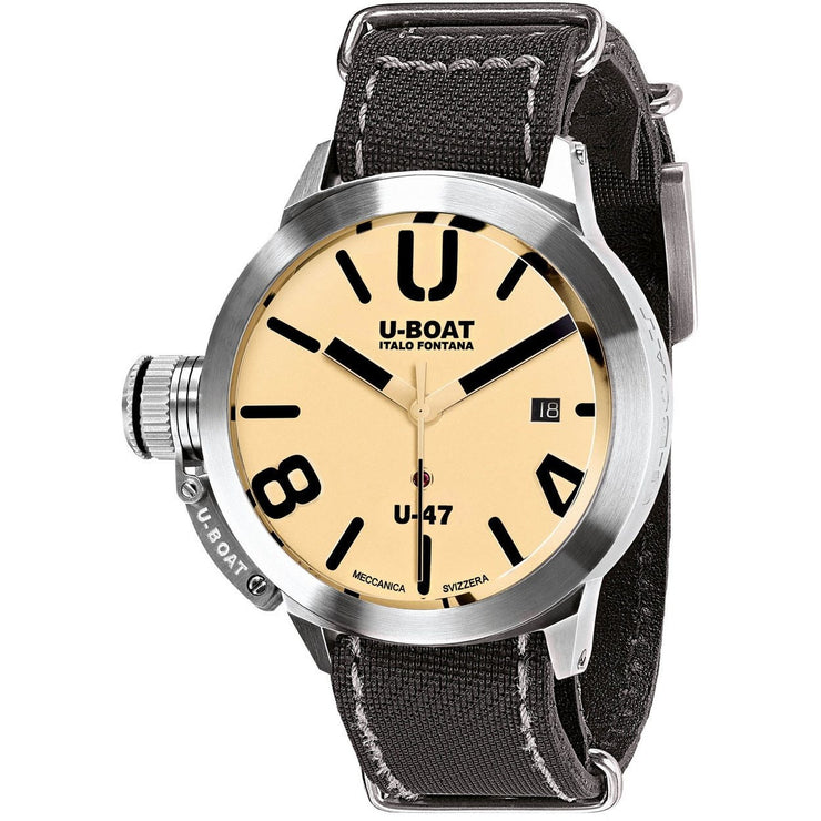 U-Boat Classico U-47 Automatic AS 2 Tan Dial
