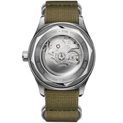 Undone Basecamp Automatic Silver Green