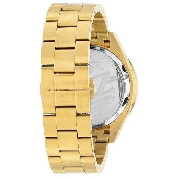 Vestal ZR2024 43mm Brushed Gold/White