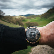 Xeric Trappist-1 Moonphase Rose Gold
