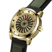 Zinvo Blade Automatic Gold