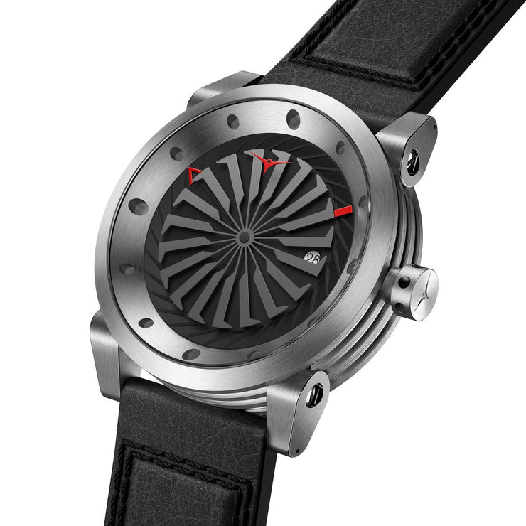 Zinvo Blade Automatic Silver