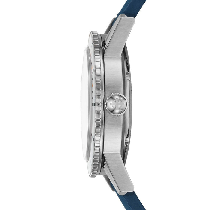 Zodiac Super Sea Wolf 53 Automatic Blue angled shot picture