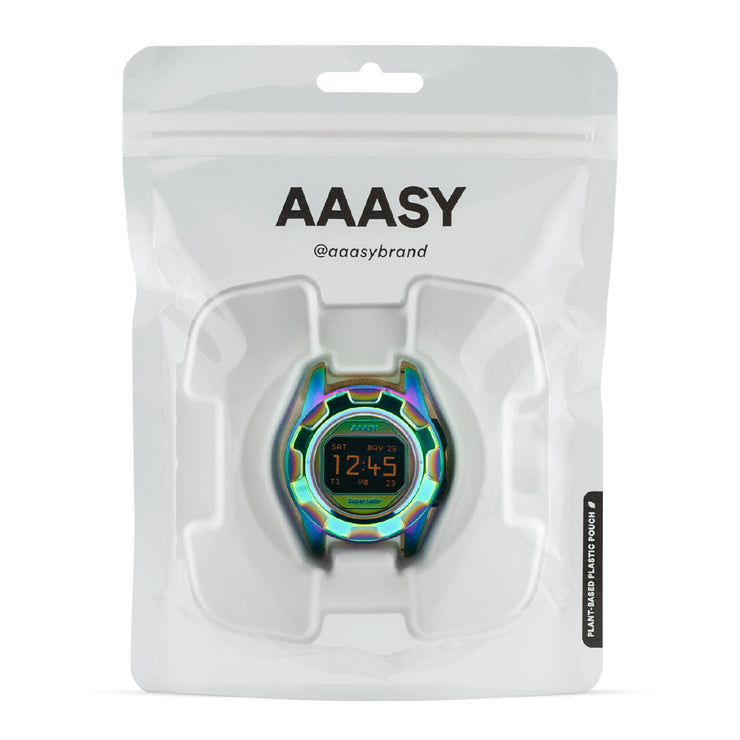 AAASY Superchromatic Digital Black