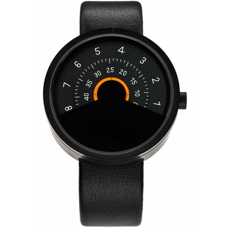 Anicorn Series 000 Automatic Black Orange