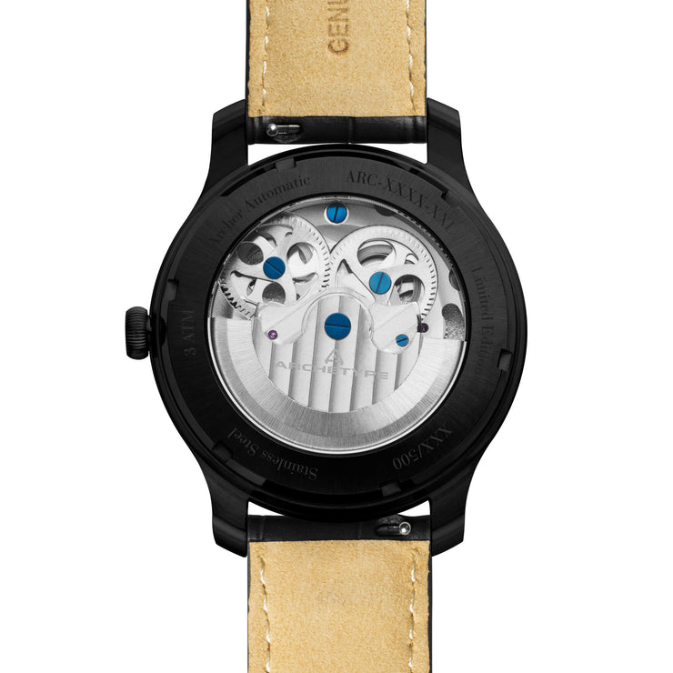 Archetype Archer Automatic All Black