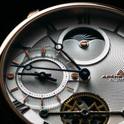 Archetype Dorian Automatic Rose Gold White