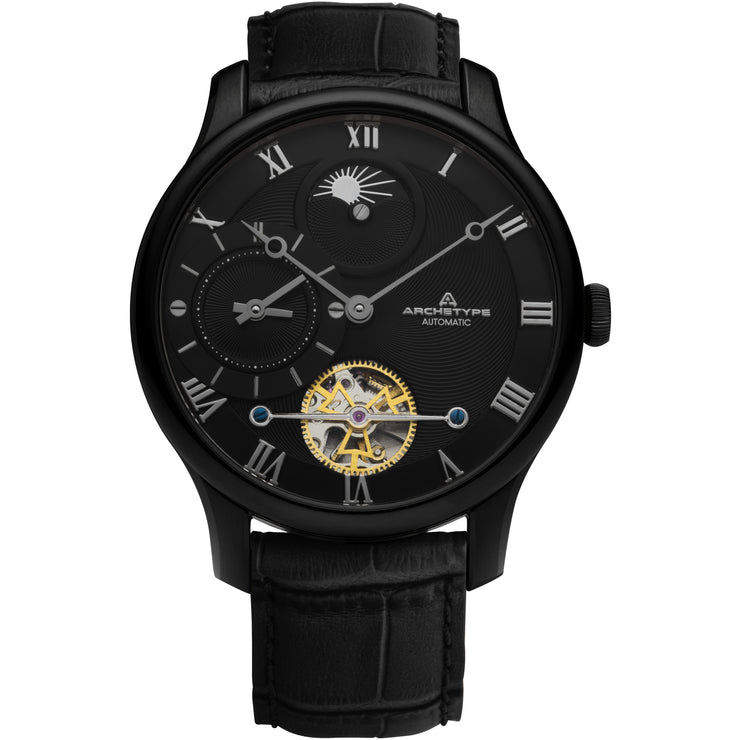 Archetype Dorian Automatic All Black