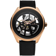 Archetype Nemesis Automatic Rose Gold Black