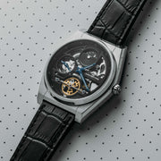 Archetype Rogue Automatic Silver Black