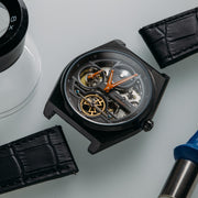 Archetype Rogue Automatic Gunmetal Black