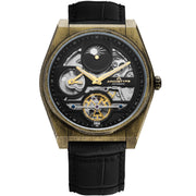 Archetype Rogue Automatic Antique Brass Black