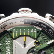 AVI-8 Hawker Harrier II AV-4056-02 Silver Green