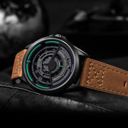 AVI-8 Hawker Harrier II AV-4047-04 Pegasus Automatic Brown