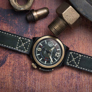 Ballast Trafalgar Automatic Black Gold Green