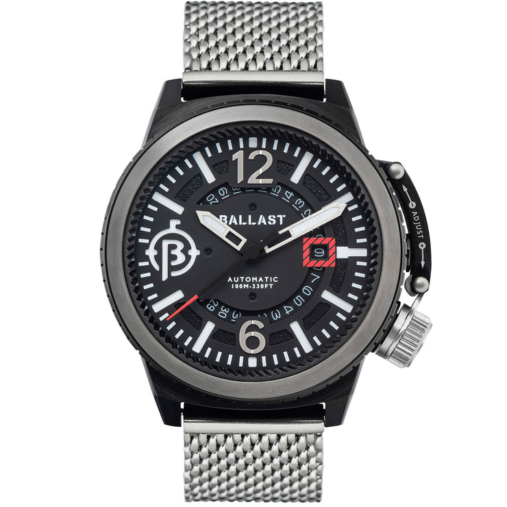 Ballast Trafalgar Set Automatic Black