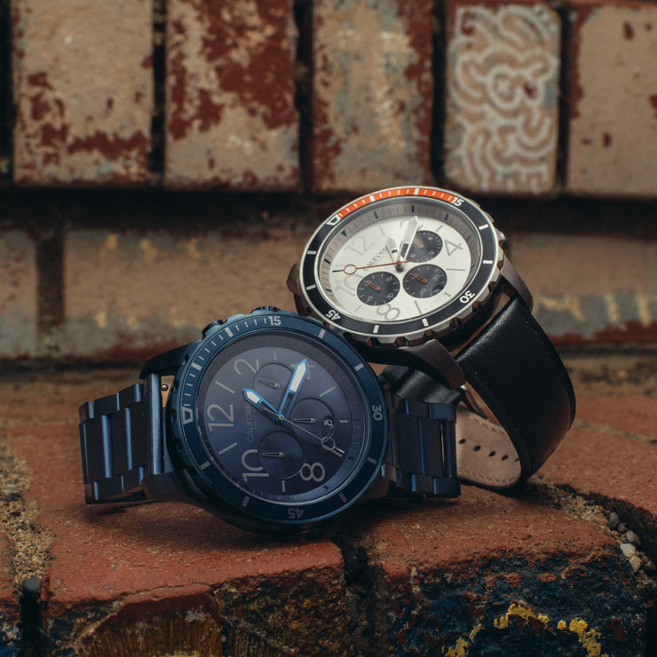 Mavericks Chrono SS Deep Blue