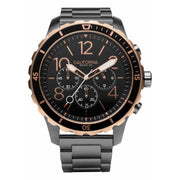 California Watch Co. Mavericks Chrono SS Gunmetal Rose Gold