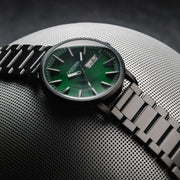 California Watch Co. Mojave SS Gunmetal Green